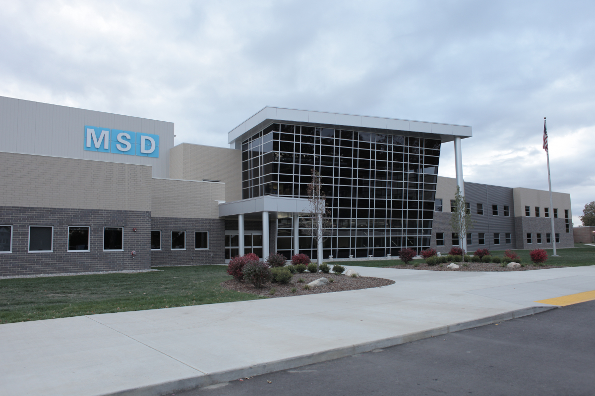 MSD Front
